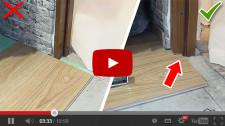 Полезные советы по укладке ламината, паркетной доски и кварцвиниловой плитки